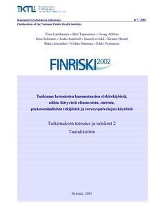 Finriski Tutkimus